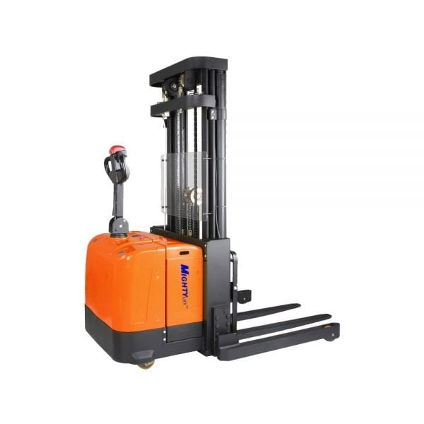 Mighty lift electric stacker