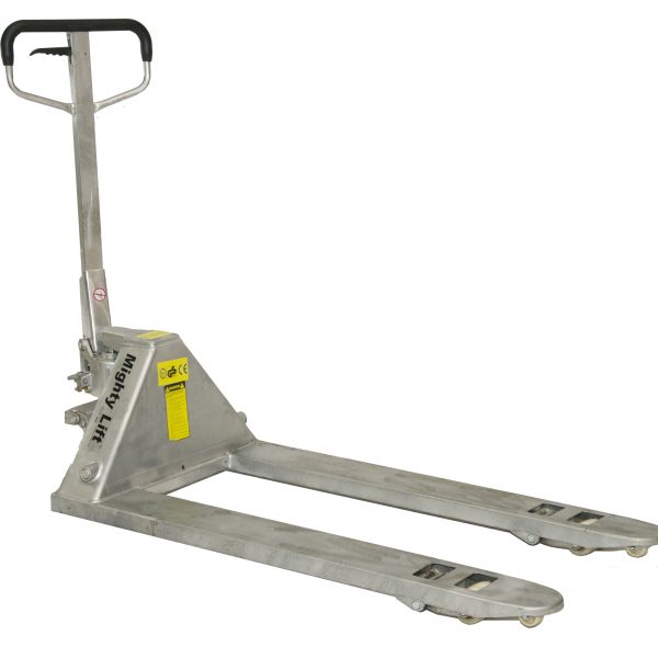 ML55GLV Galvanized Pallet Jack