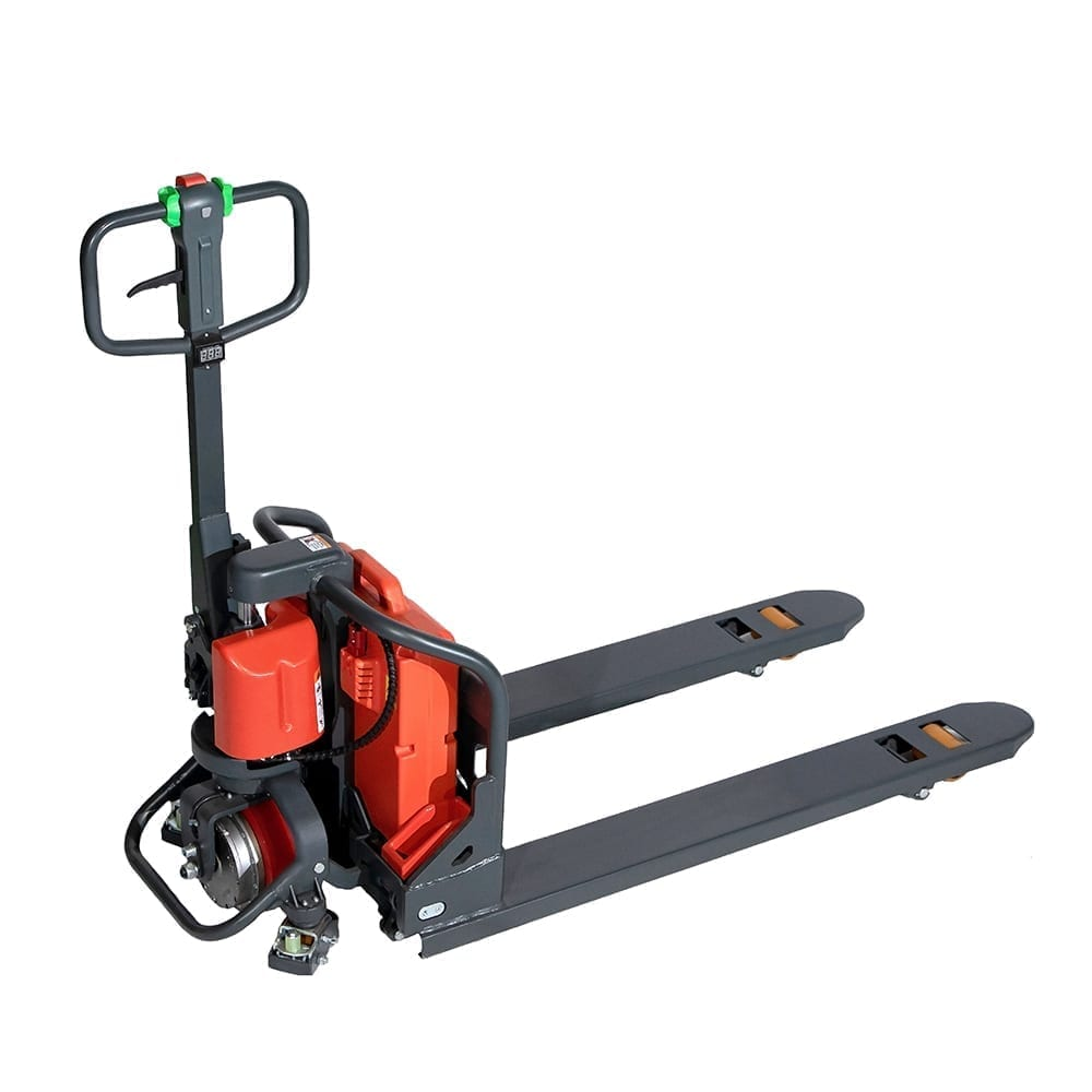Electric Pallet Jacks<br /><span>Semi-Electric Pallet Jacks SEPT33</span>