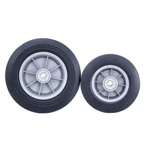 Semi-Pneumatic Wheels