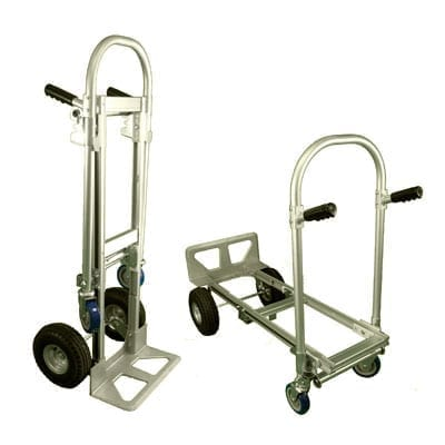 Aluminum and Steel Hand Trucks - Mighty Lift