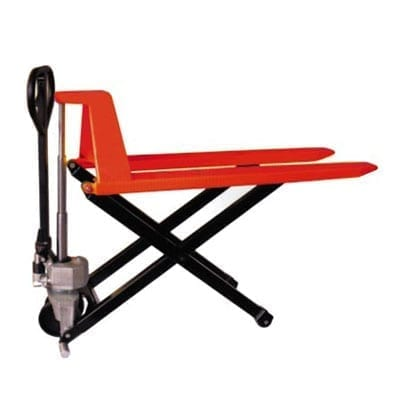 High-lift Skid pallet jack