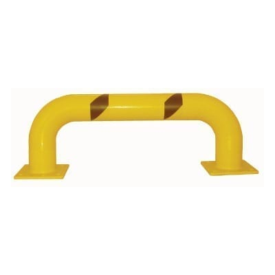 Low profile machinery guard