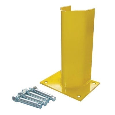 Mighty lift post protector