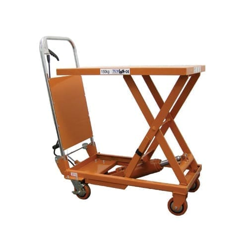 Mighty Lift Scissor Lift Table