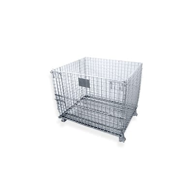 Wire Mesh Containers - Mighty Lift